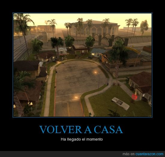 CJ,Grand Theft Auto,Grove Street,GTA,GTA V,Juegazo,San Andreas