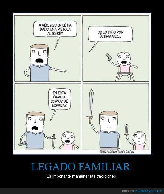 arma,espada,familia,pistolas,somos