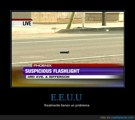 calle,cuidao que os ilumina,es un fake,la noticia logicamente es falsa,linterna,phoenix,wtf