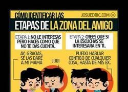 Enlace a ETAPAS DE FRIENDZONE