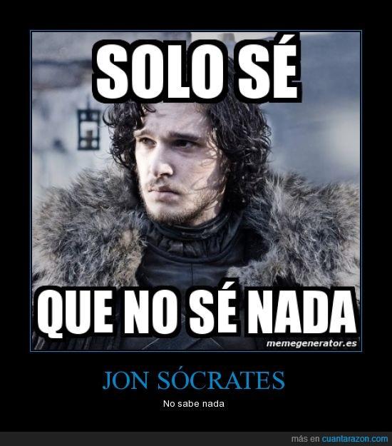 jon,juego de tronos,nieve,ygritte sabe que no sabe nada