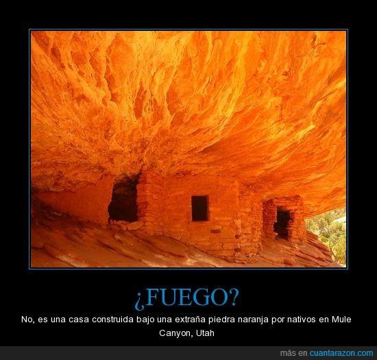 fuego,mule canyon,piedra,raro