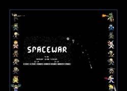 Enlace a SPACE WAR