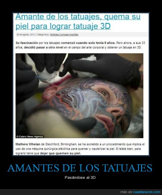 3D,amantes,tatuajes