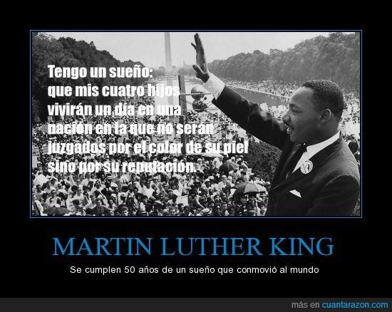 hijo,martin luther king,mlk,racismo,sueño