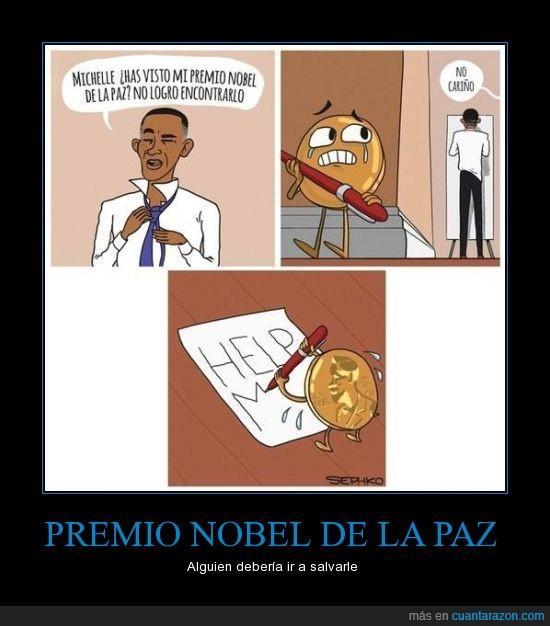 guerra,help me,michelle,obama,premio nobel de la paz