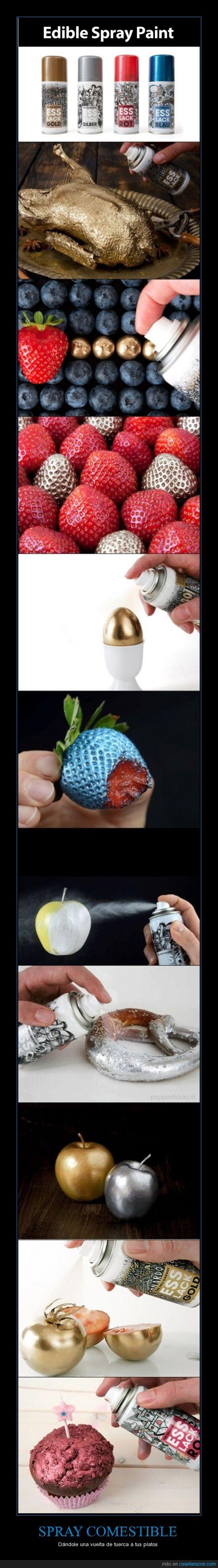 comestible,Edible,fotos,frutas,pintura,real,yo tampoco lo creo