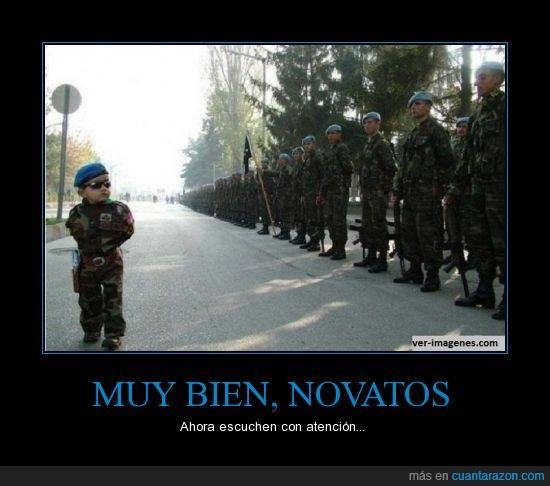 militar,niño,pequeño,soldado