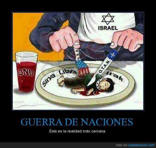 comer,guerra,mundial,onu,otan,paises,separar