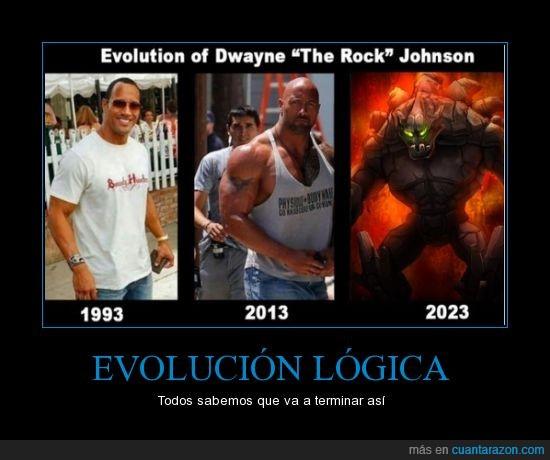dwayne johnson,la roca,the rock