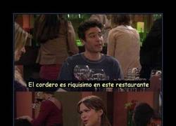 Enlace a TED MOSBY