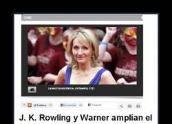Enlace a J.K ROWLING