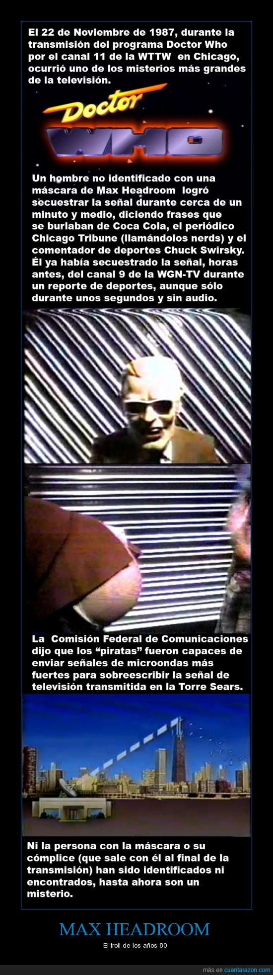 1987,chicago,incidente,max headroom,trollear