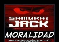 Enlace a SAMURAI JACK