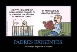 Enlace a PADRES EXIGENTES