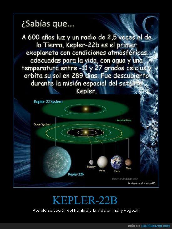 demasiado lejos,habitable,kepler,temperatura,vida,vivir