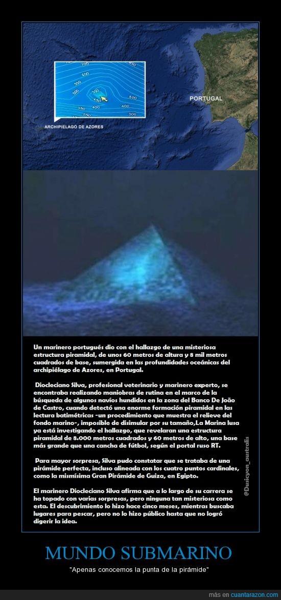 Aliens,Atlantida,civilizaciones antiguas,conocer,descubrimiento,Piramide,portugal