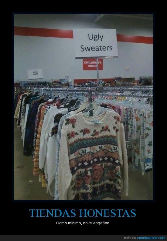feo,hortera,jerseys,segunda mano,thrift shop,tienda