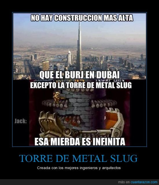 alta,dubai,final,jefe,metal slug,torre