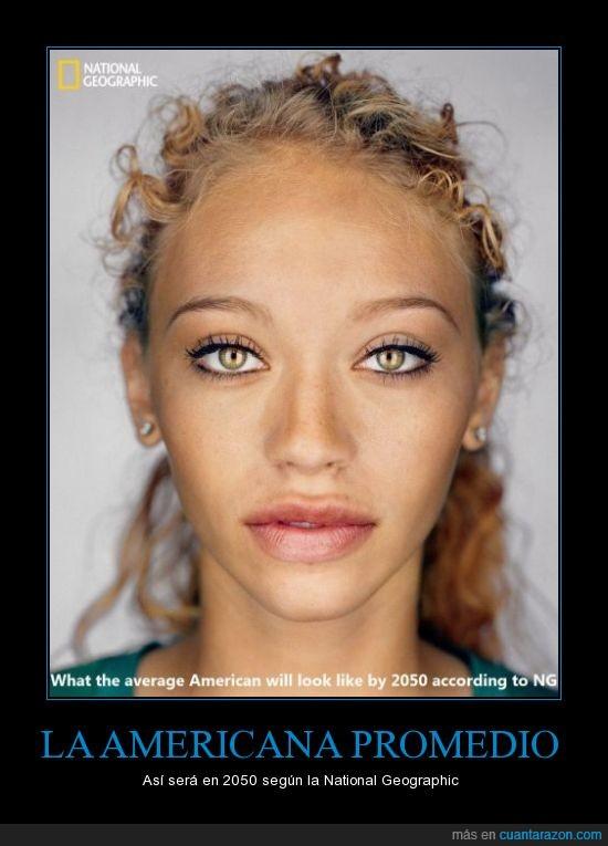 2050,americana,belleza,national geographic,photoshop