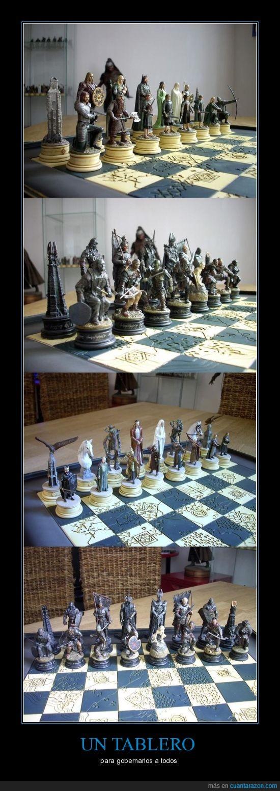 ajedrez,el señor de los anillos,esdla,ficha,tablero,tlotr