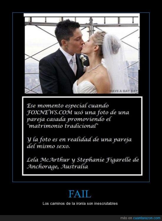 boda,fail,fox,heterosexual,matrimonio