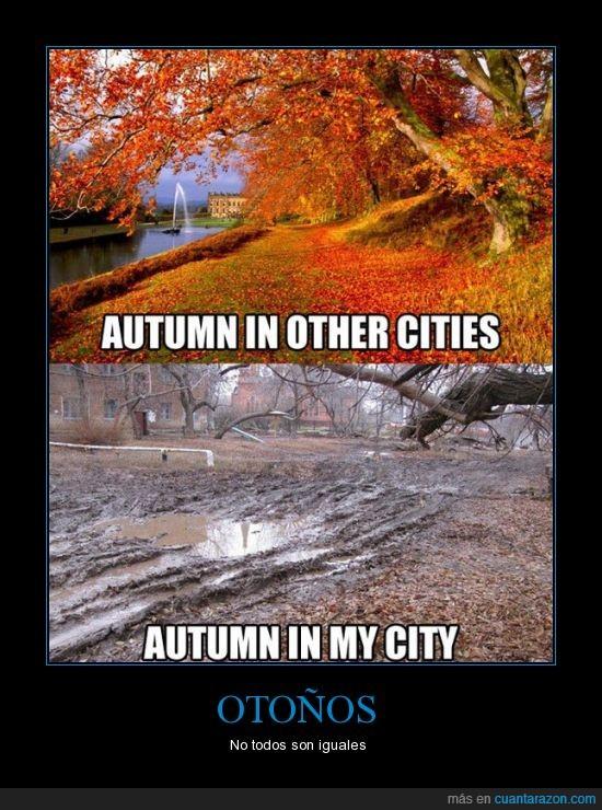 barro,bonito,hojas,mi ciudad,otoños,otras ciudades