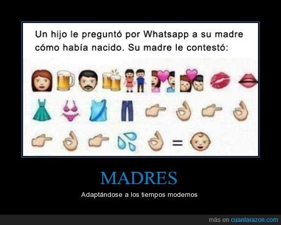beber,bebes,madres,nacer,whatsapp