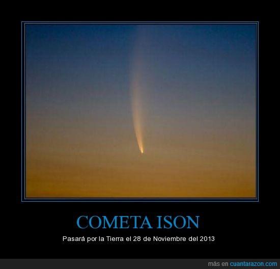 brillante,cometa,cosmos,esperar,galáctico,ison,noviembre,Tierra