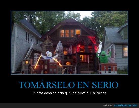 casa,cazafantasmas,decoracion,fantasma,fuego,halloween
