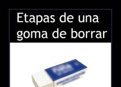Enlace a GOMAS DE BORRAR