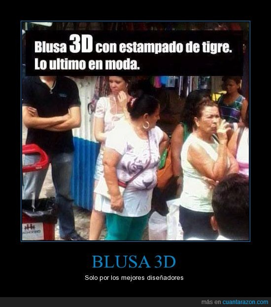 3D,Blusa 3D,gorda,ni se dió cuenta que le tomaron la foto,señora,solo en El Salvador