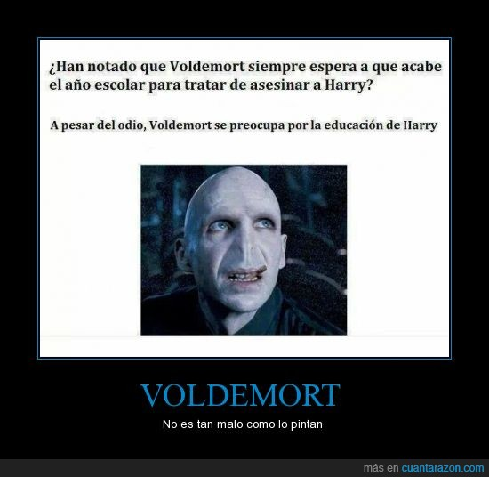 año,curso,final,harry potter,Voldemort