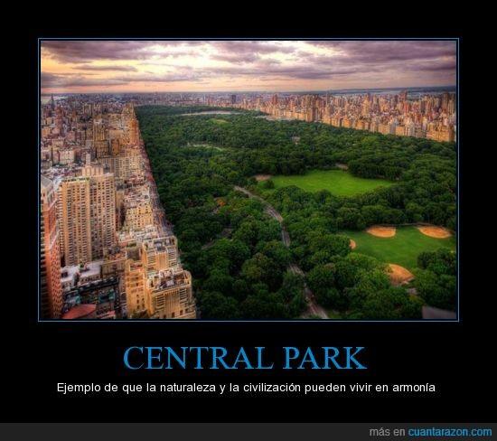 central,civilizacion,como pedro por su casa.,jamon york,new york,nueva,park,pedo de pitufo