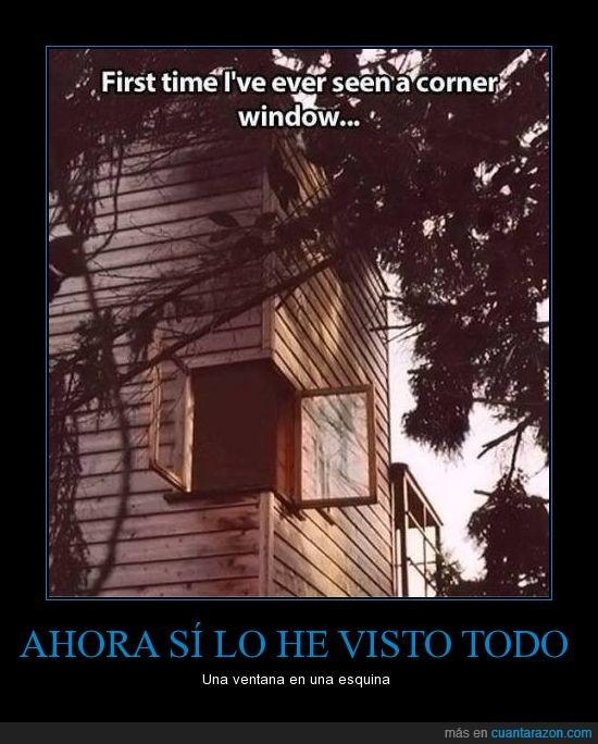 arboles,casa,esquina,ventana