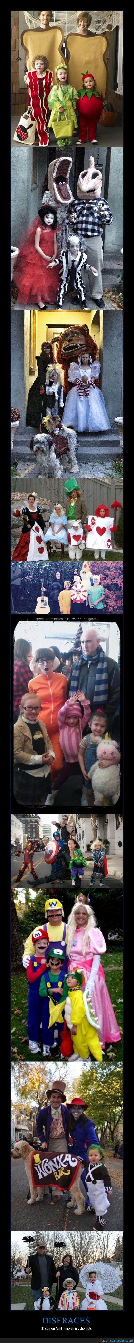disfraz,familia,halloween,series,superheroes