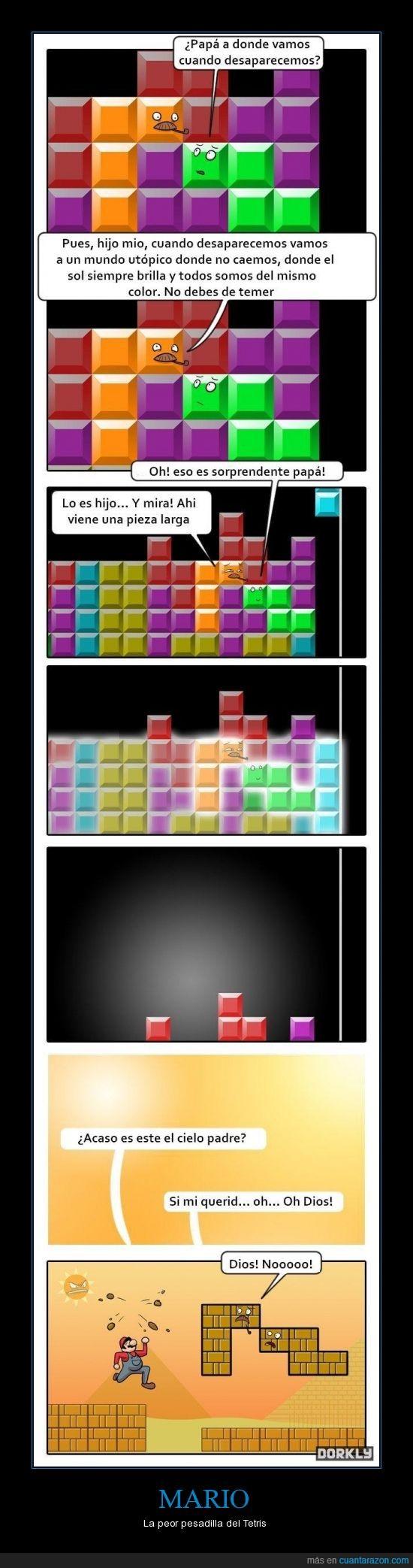 bloque,cabeza,desaparecer,linea,mario,pesadillas,romper,tetris