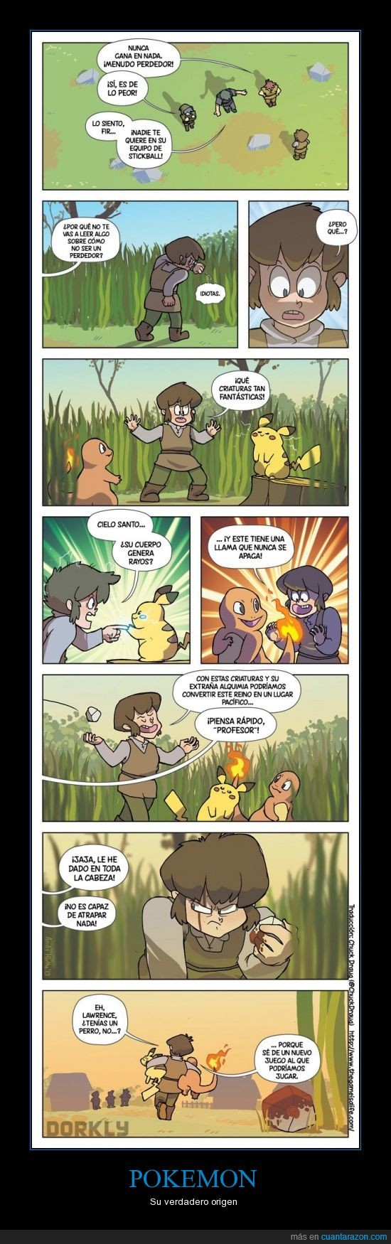 bully,charmander,luchar,origen,perro,piedra,pikachu