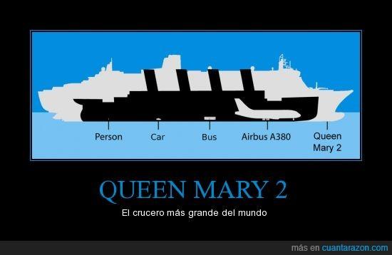 2,crucero,del,grande,mary,mas,mundo,queen,queen mary 2