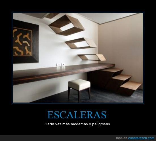 barandilla,casa,diseño,escaleras,moda,yo me ahostiaría fijo