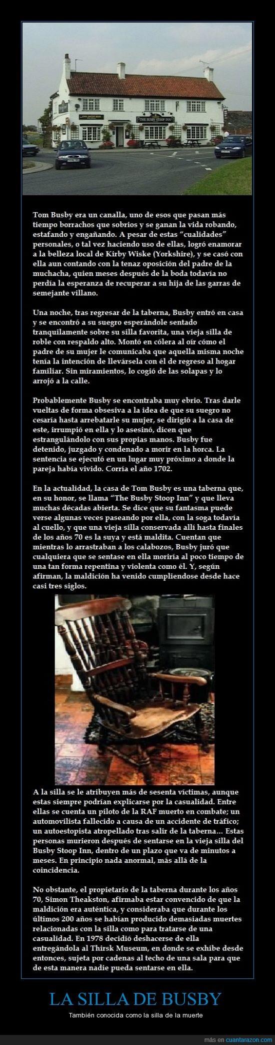 hetalia,maldita,muerte,silla,Tom Busby