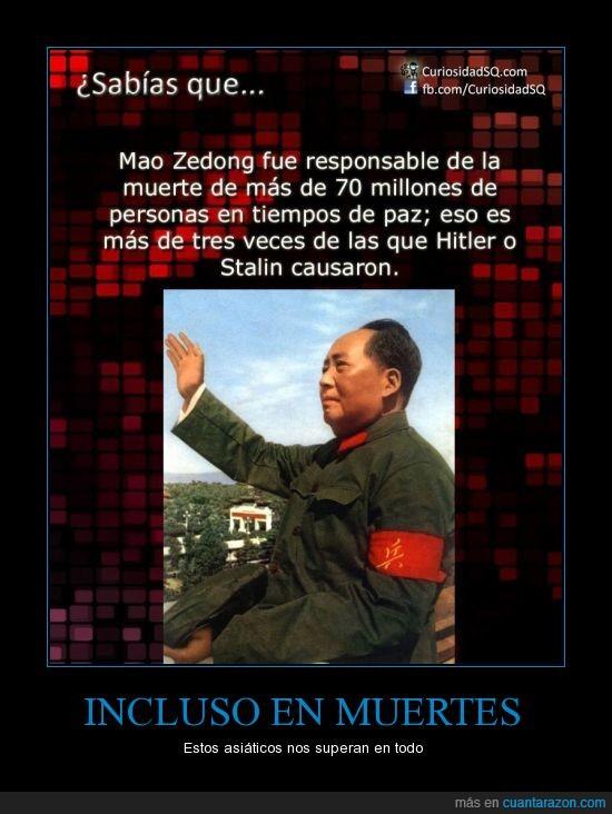 asesinato,genocidio,guerra,hitler,Mao Zedong,muerte,paz,Stalin