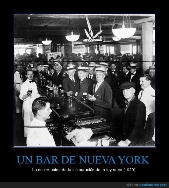1920,bar,cerveza,ley seca,lleno,prohibición del alcohol