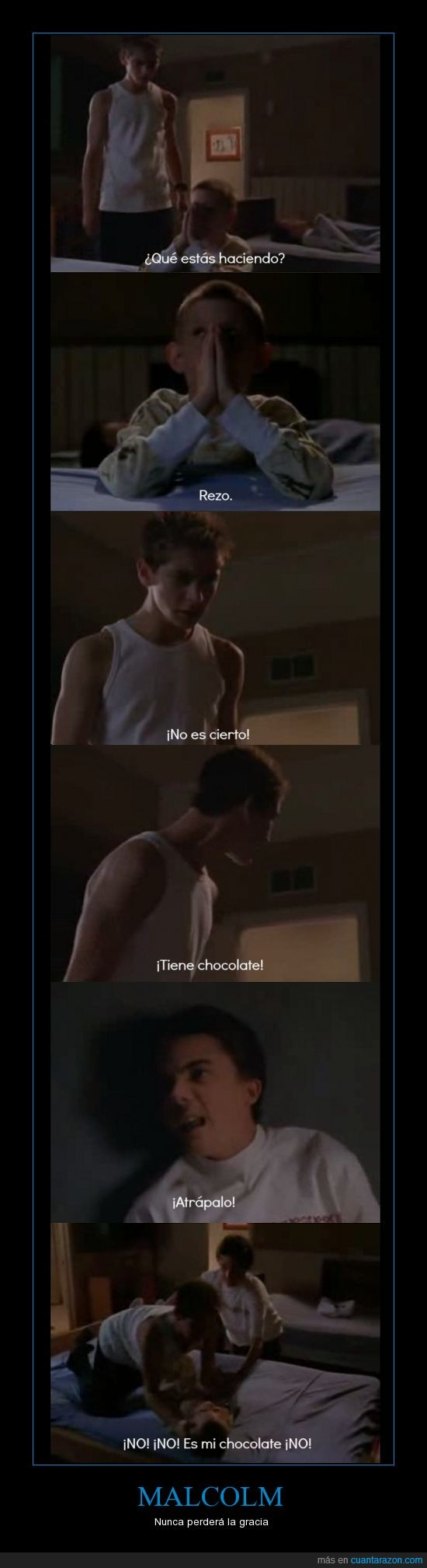 caridad,chocolate,dewey,malcolm,malcolm in the middle,resse