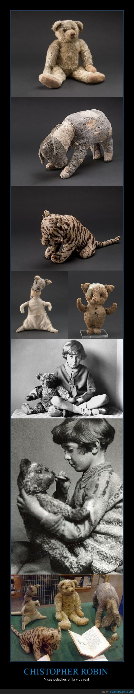 Chistopher Robin,disney,juguetes,peluches,winnie pooh