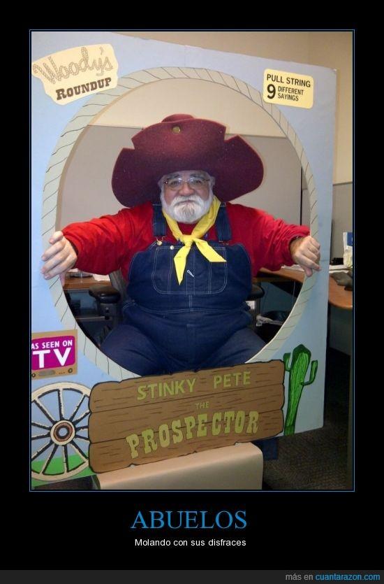 abuelo,disfraz,Toy Story