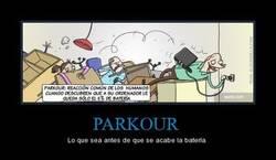 Enlace a PARKOUR