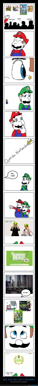 Juegos,Luigi,Mario,Nintendo,publicidades