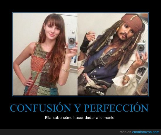 confundido,dudar,jack,mente,mujer,perfecto,piratas del caribe,sparrow
