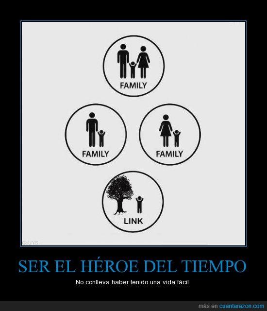 Árbol,Deku,familia,Gran,Héroe,Link,normal,Tiempo,Zelda